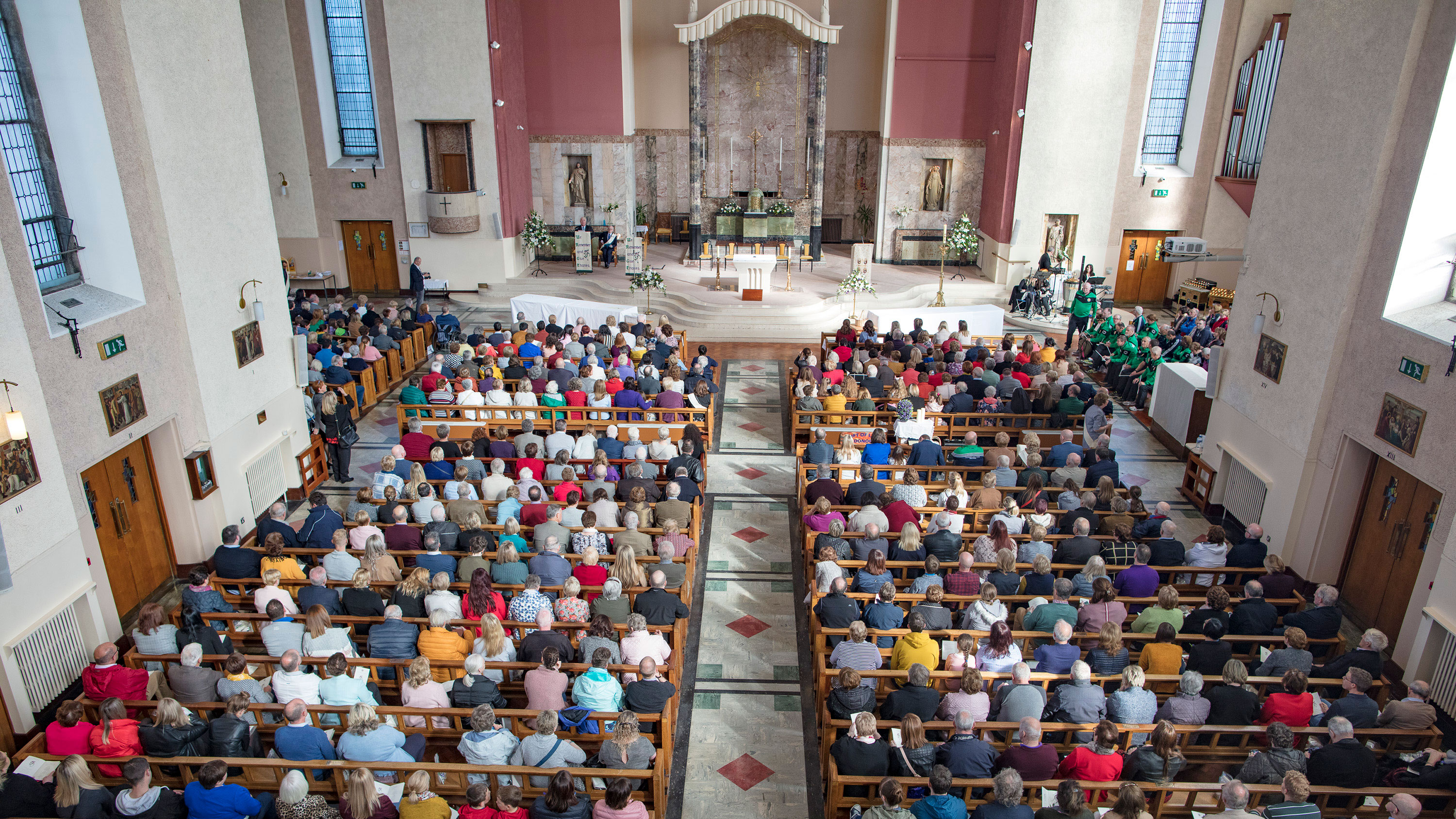 Annual Service of Remembrance and Thanksgiving 2019