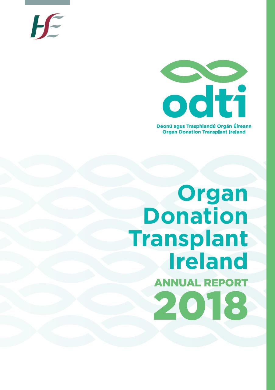 ODTI Annual Report 2018