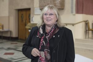Lorraine Costello at the 2019 Service of Remembrance and Thanksgiving