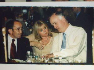 Lorraine in January 2003