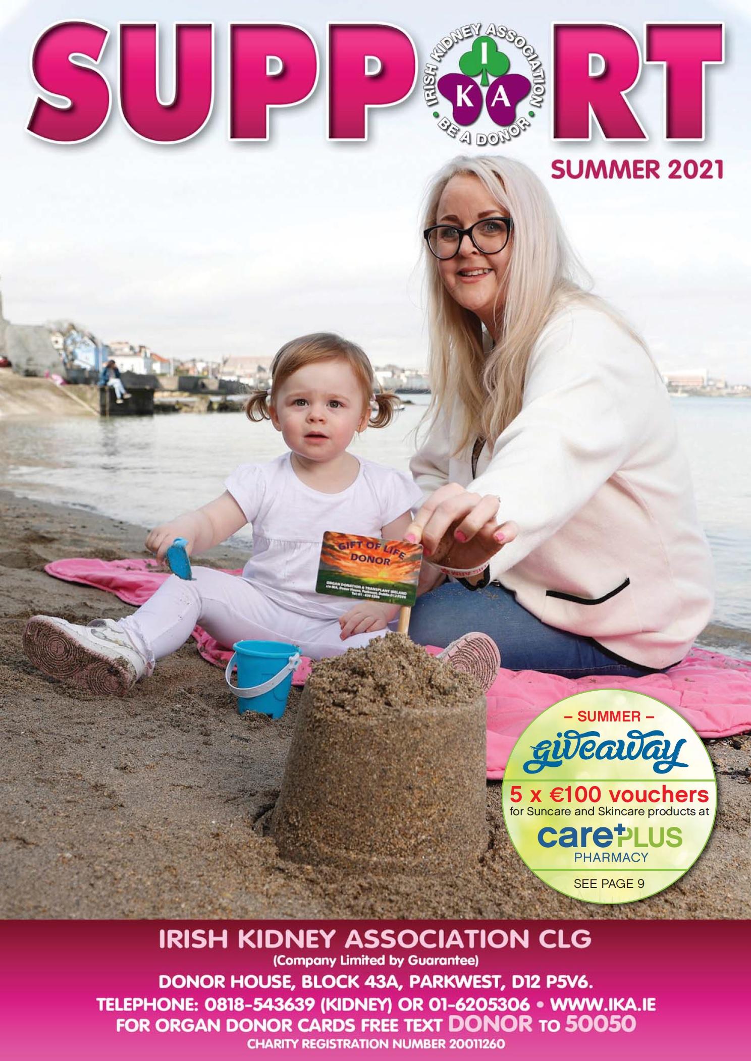Support Magazine Summer 2021